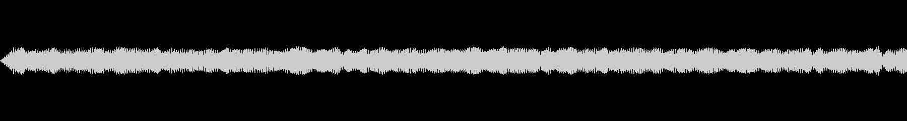 モンクボイスローモノトーンチャットの未再生の波形