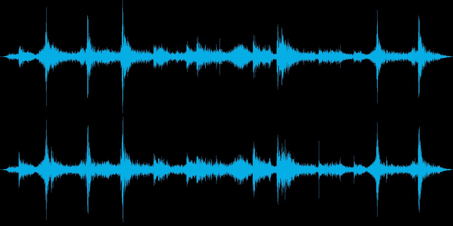 潜水艦:Int:ディープミュートヒ...の再生済みの波形