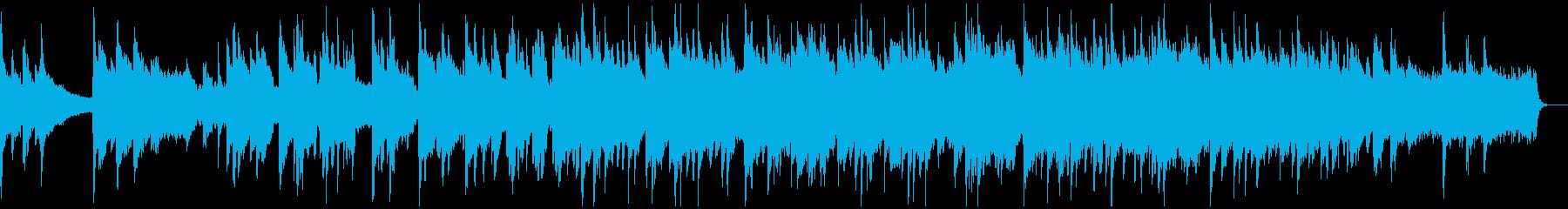 鬼滅「炎」風ロックバラード・壮大 Bの再生済みの波形