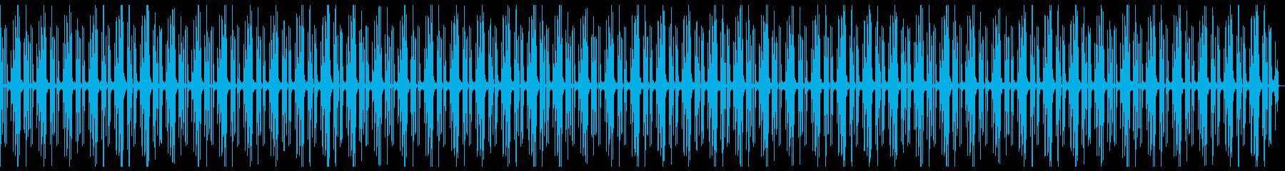 ミニマルライフ3_シンプル・CM・報道系の再生済みの波形