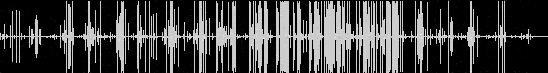 ファンク レトロ 不条理 奇妙な ...の未再生の波形
