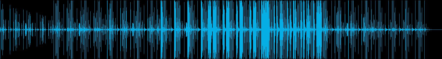 ファンク レトロ 不条理 奇妙な ...の再生済みの波形