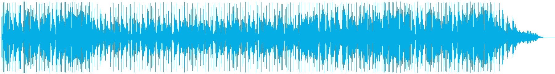 カフェミュージック:スムースジャズ系の再生済みの波形