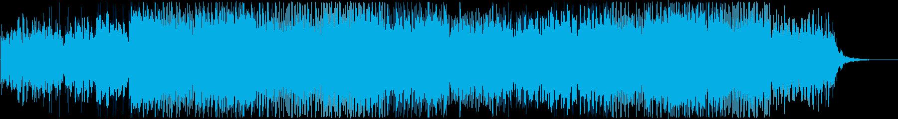 法人 技術的な 感情的 ハイテク ...の再生済みの波形