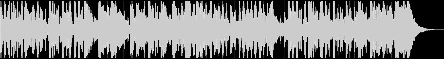 生音バイオリンのレトロで軽快なワルツの未再生の波形
