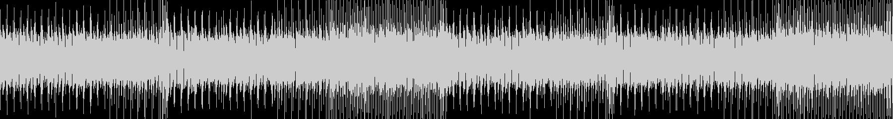 ケルト調の通常戦闘曲(主メロ抜き)の未再生の波形
