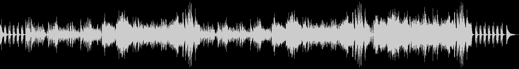 明るく軽くラグジュアリーなソロピアノ 2の未再生の波形