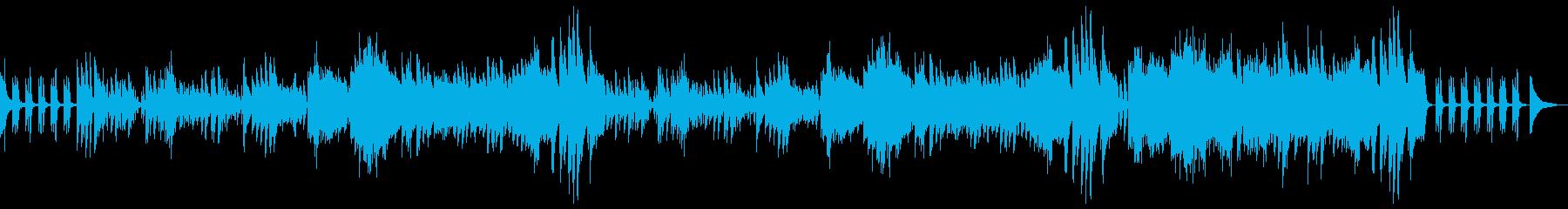 明るく軽くラグジュアリーなソロピアノ 2の再生済みの波形