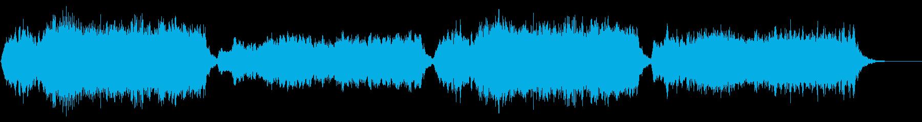 ツィゴイネルワイゼンの再生済みの波形