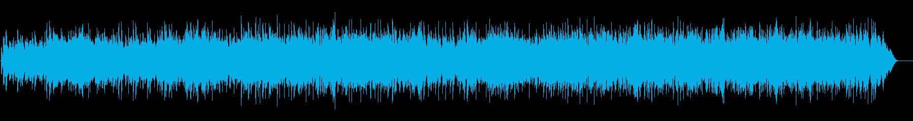 晴れわたる流麗なソフト・バラードの再生済みの波形