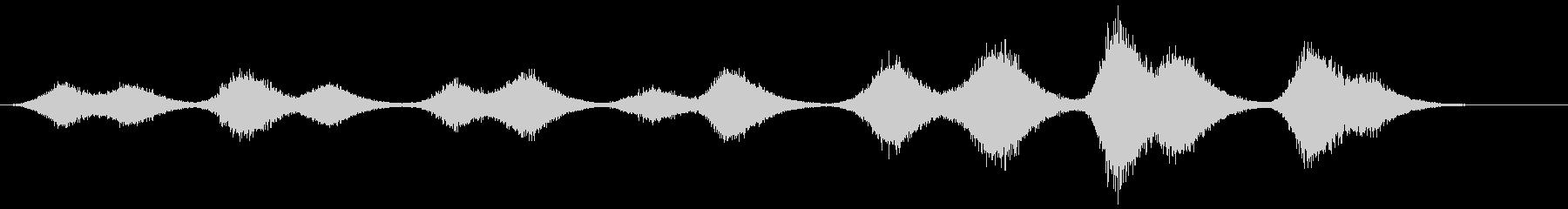 リバーブSci Fiとコンピュータ...の未再生の波形