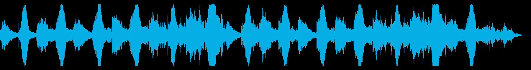 ギターのアルペジオが美しいバラードの再生済みの波形