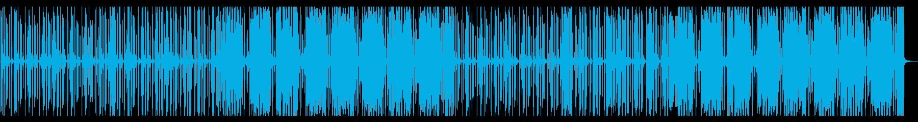 爽やか / 浮遊感 / 青の再生済みの波形