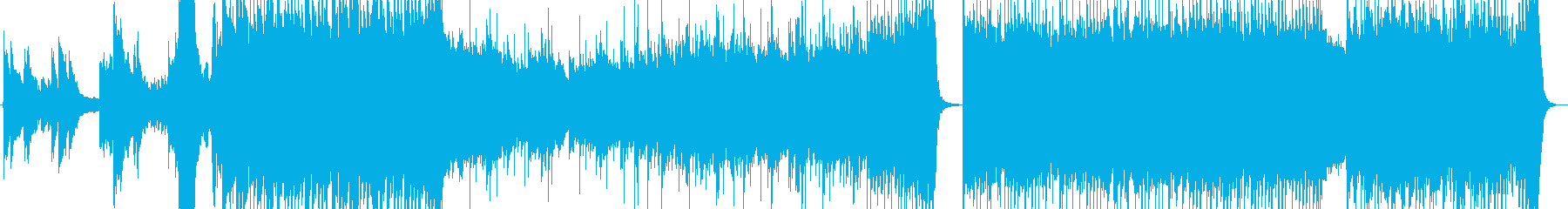 爽やかでカワイイ元気なピアノポップロックの再生済みの波形