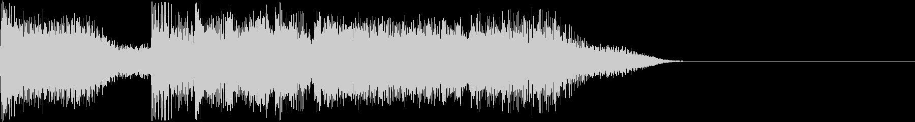 AI メカ/ロボ/マシン動作音 39の未再生の波形