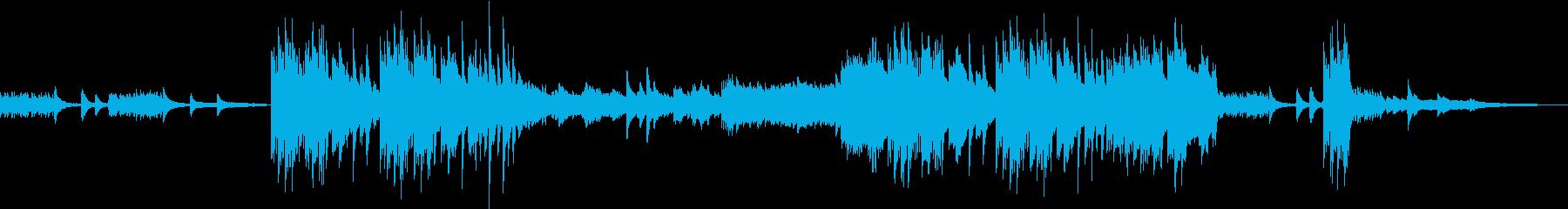 後悔・絶望的な雰囲気に適したピアノソロの再生済みの波形
