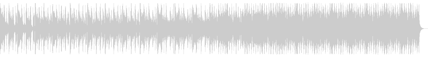 ドライブミュージック_No632_3の未再生の波形
