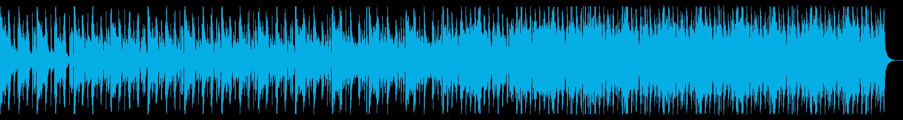 ドライブミュージック_No632_3の再生済みの波形