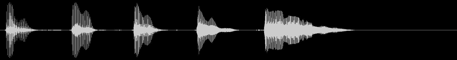 バリトンサックス:スニーキーアクセ...の未再生の波形