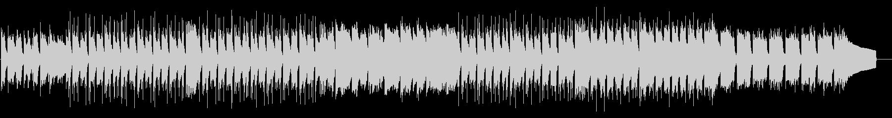 【リズム抜】木琴と口笛のほのぼのポップスの未再生の波形