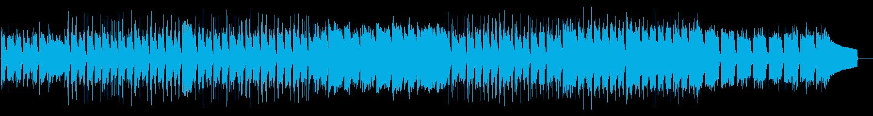 【リズム抜】木琴と口笛のほのぼのポップスの再生済みの波形
