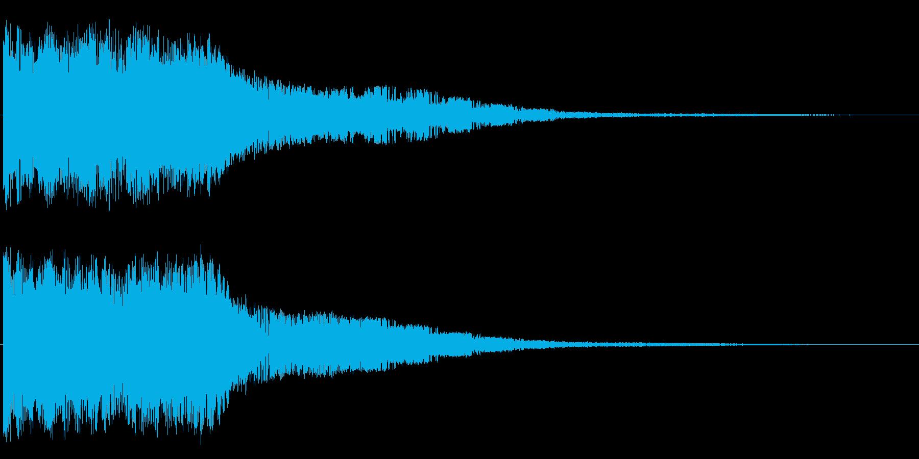 ロボットヒット、過酷、ボーカル、コ...の再生済みの波形