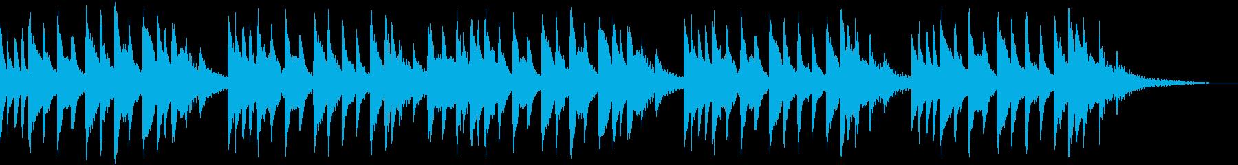 【和風】商品紹介 PR動画 (30秒尺)の再生済みの波形