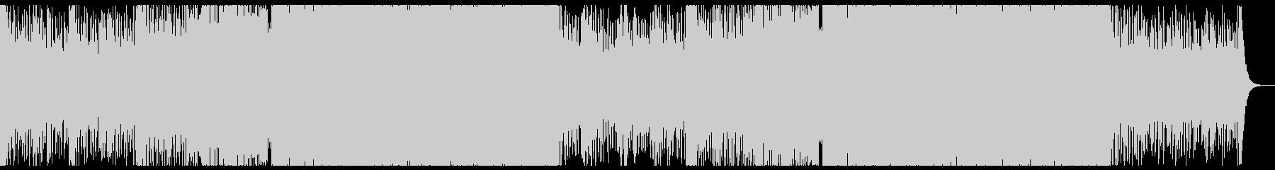 切ないピアノプログレッシブハウス。の未再生の波形