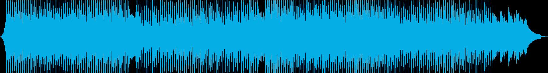 向上心・前向き【ゆったりコーポレート】②の再生済みの波形