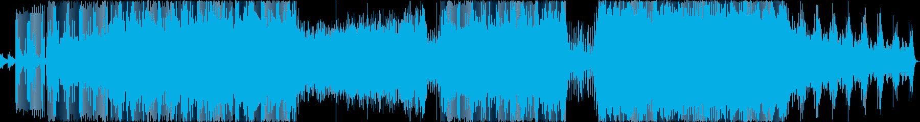 コーポレート:会社ビデオ用。リニア...の再生済みの波形