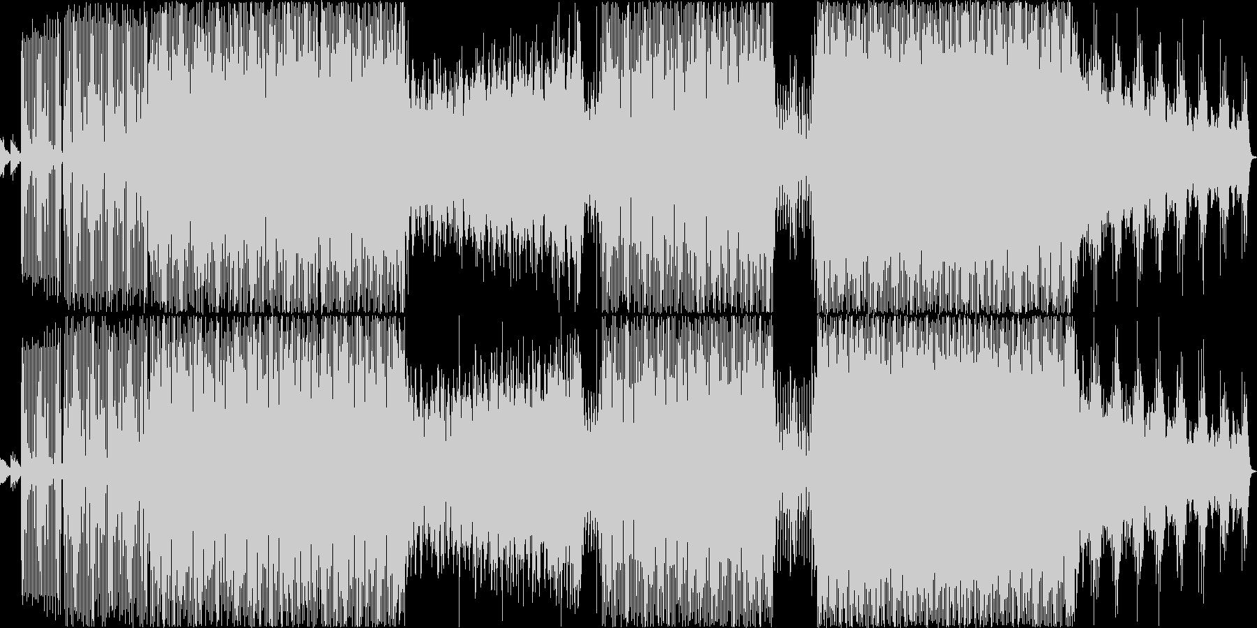 コーポレート:会社ビデオ用。リニア...の未再生の波形