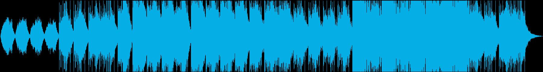 トラップ、シンセポップ、シネマティ...の再生済みの波形
