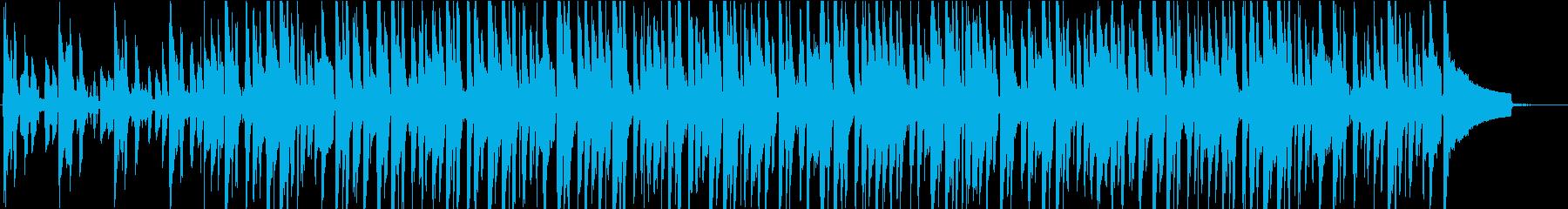 カリブ海の島のテーマ。お祝いのカリ...の再生済みの波形