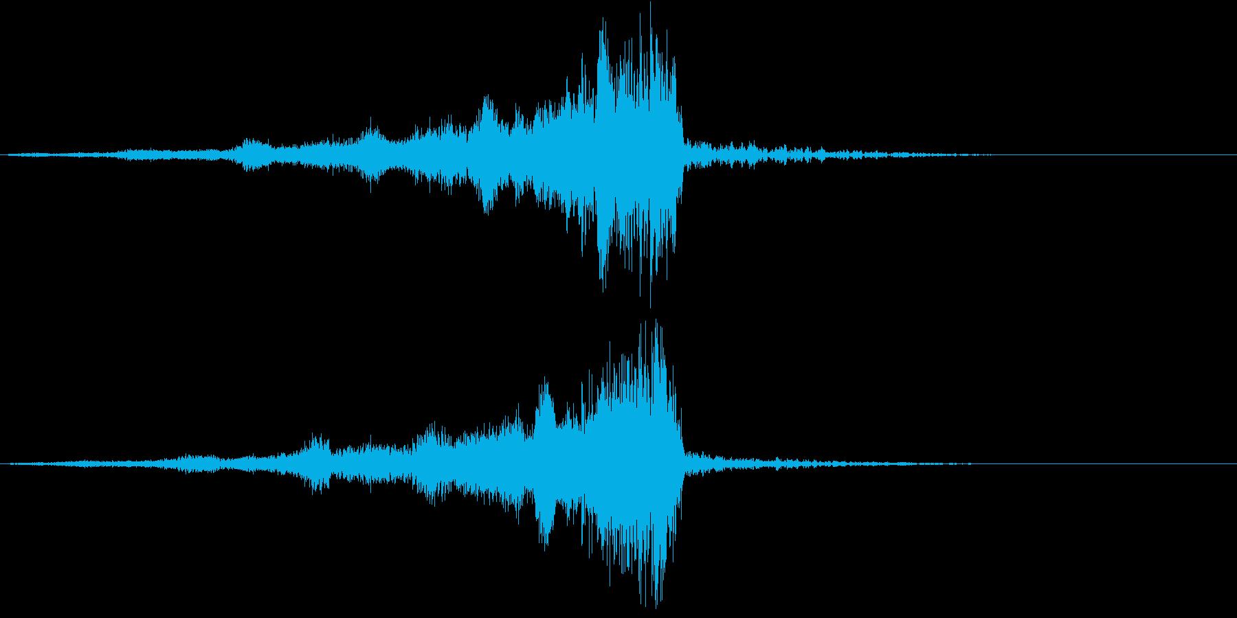 【映画演出】Sci-Fi ライザー_13の再生済みの波形