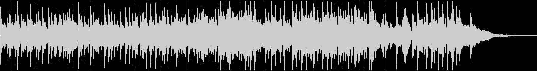 ストリングスとピアノの明るいOP短ドラ無の未再生の波形