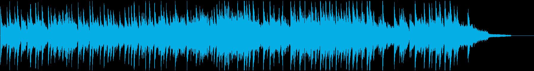 ストリングスとピアノの明るいOP短ドラ無の再生済みの波形