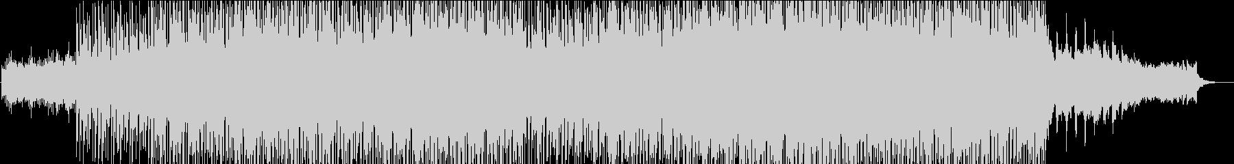 滑らかで幻想的なリラックス音楽の未再生の波形