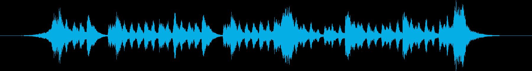 皇帝の闘いのテーマ(皇帝登場!)の再生済みの波形