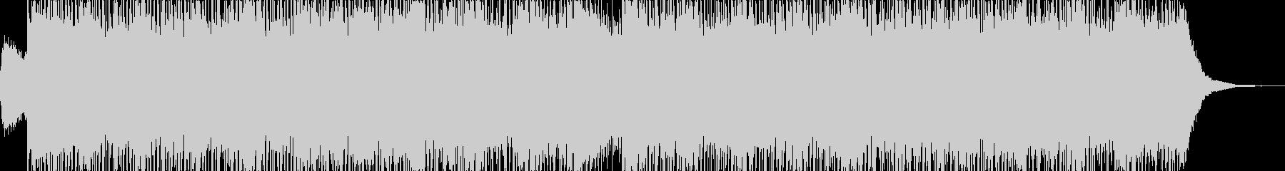 シタールの旋律ピラミッドステージの未再生の波形