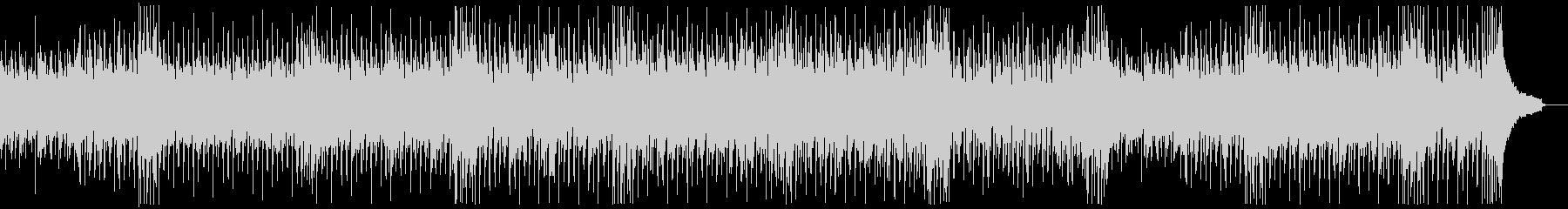 ファンキーイベントオープニング:ギター抜の未再生の波形