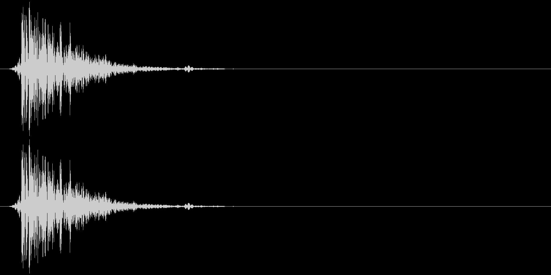 ハードフェイスパンチヴィンテージ録...の未再生の波形