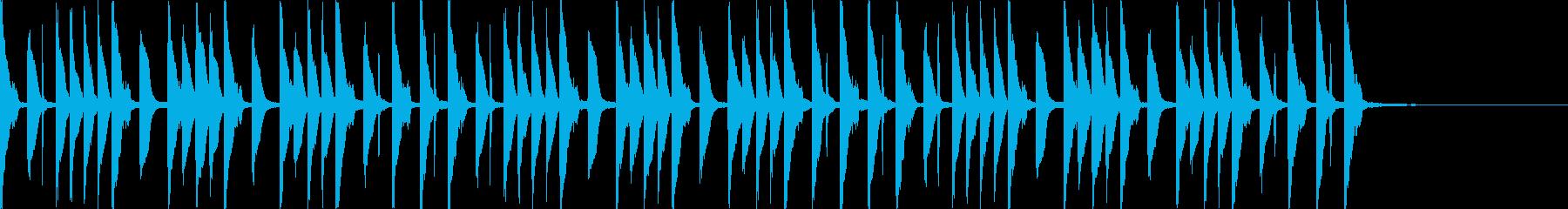 間違い探し 謎解き シンキングタイム の再生済みの波形