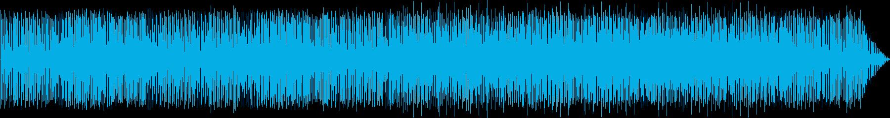 エレクトロハウス。シンセメロディー。の再生済みの波形