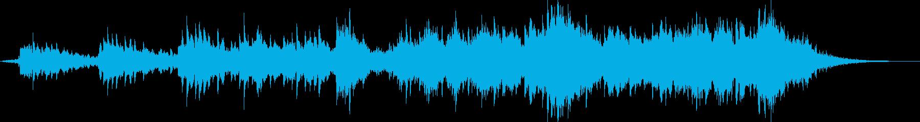 現代的 交響曲 ドラマチック ロマ...の再生済みの波形