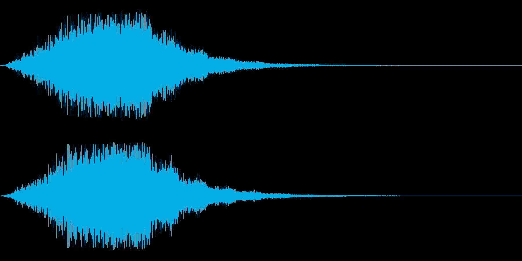 Dark_Reverse-11delayの再生済みの波形