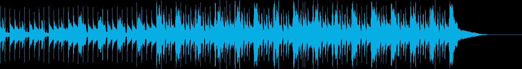 Pf「政」和風現代ジャズの再生済みの波形