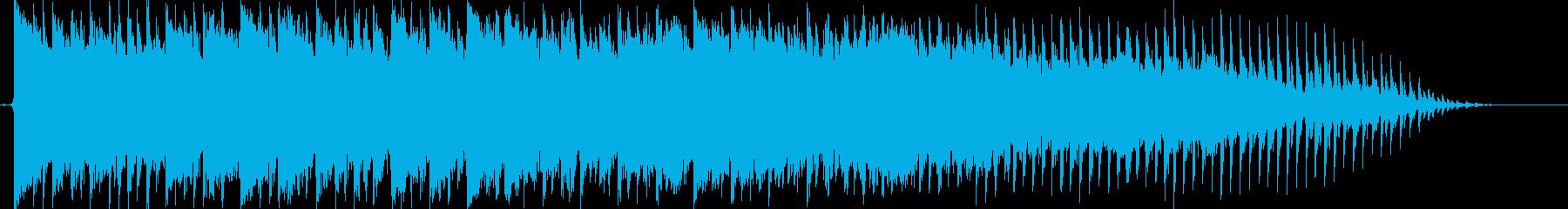 ビンテージ。エレクトロニカ。 80...の再生済みの波形