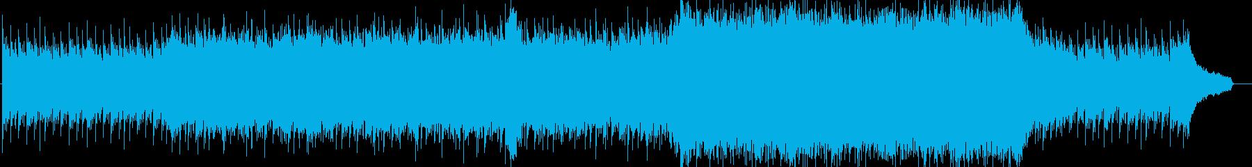 企業VPや映像53、爽快、オーケストラbの再生済みの波形