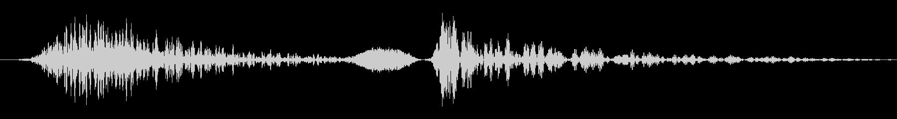 北極の蝶、メタルティンジェットサブ...の未再生の波形
