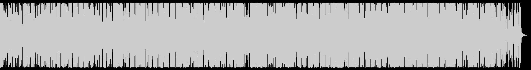 ピアノとシンセによるしっとりバラードの未再生の波形